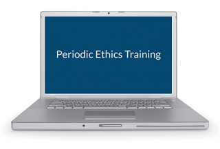 Periodic Ethics laptop photo